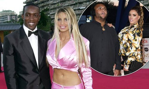 Katie Price claims Dwight Yorke 'disowned' their son Harvey