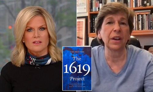 National teachers' union president defends use of 1619 Project