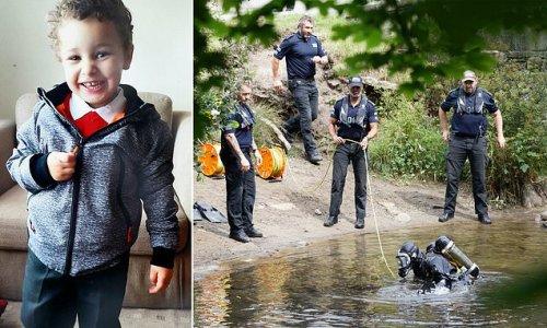 Mystery man seen by Welsh river where tragic Logan found dead