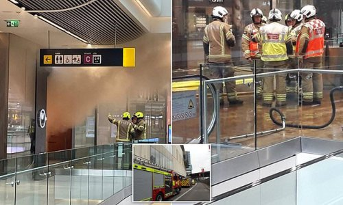 Fire sparks evacuation of Westfield shopping centre