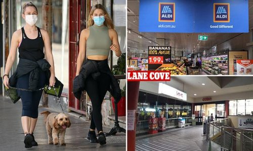 Worrying late night Covid exposure list puts Aldi and Coles on alert