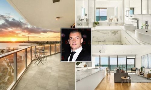 Dustin Martin buys luxury $1.7million apartment in Port Melbourne