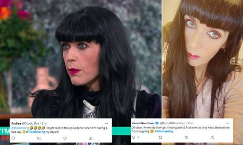This Morning fans ridicule woman claiming she's in love with a ghost