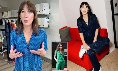 TALK OF THE TOWN: Is Samantha in her pyjamas on InstaCam?