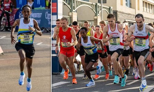 Winner of Bristol half Marathon disqualified after running wrong race