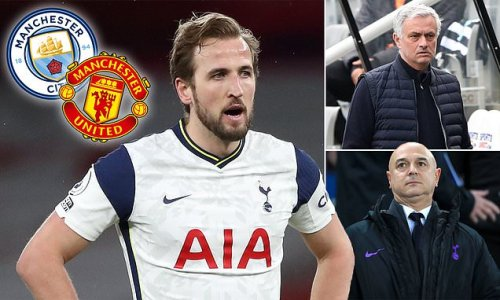 Harry Kane 'prepared to push for a move away from Tottenham'
