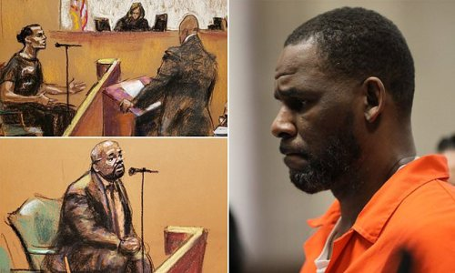R Kelly trial: Defense calls his mentee of 15 years and felon ex-cop