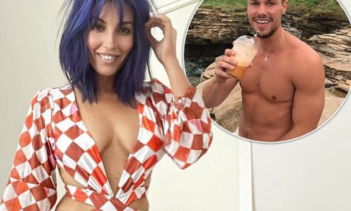 Josh Packham is caught liking co-star Tanya Guccione's racy photo