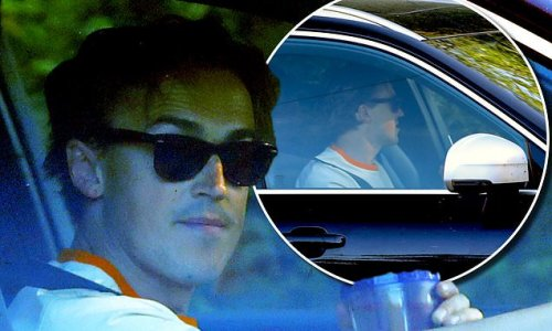 Tom Fletcher seen for FIRST time since he and wife 'claimed £30k'