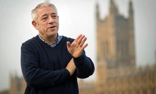 John Bercow 'begged Jeremy Corbyn' for help in getting a peerage