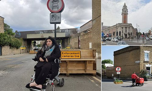 Disabled woman takes London council to court over Low Traffic scheme