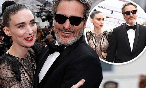 Joaquin Phoenix and fiancee Rooney Mara slated to star in Polaris