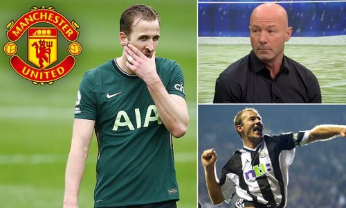 Shearer urges Kane to leave Tottenham if he wants to win silverware