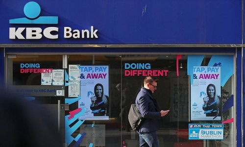 KBC could become latest lender to exit Republic of Ireland