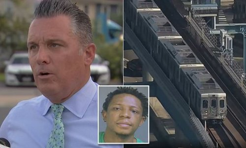 Police arrest man accused of raping a woman inside a SEPTA train