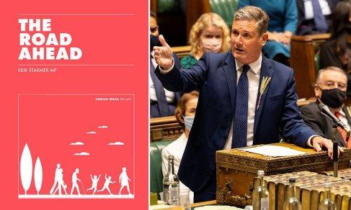 Starmer's Blairite vision for UK as leader outlines plan for Labour