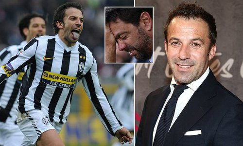 Alessandro Del Piero 'is a candidate to replace Agnelli at Juventus'