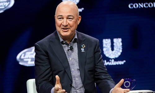 Unilever but boss sounds alarm as costs surge