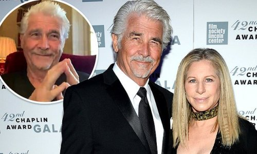 James Brolin speaks about how his marriage to Barbra Streisand