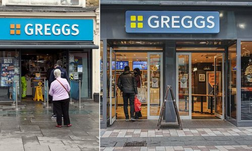 Covid UK: Greggs will open 100 branches by end of 2021 with 500 jobs