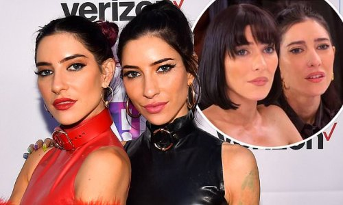The Veronicas accuse Celebrity Apprentice producers of 'manipulation'