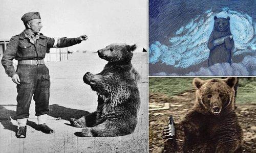 Work begins on animated film telling true story of WWII bear Wojtek
