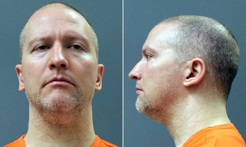 First photos of Derek Chauvin are released since his sentencing