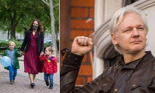 Julian Assange's fiancée says incarceration in prison is 'intolerable'