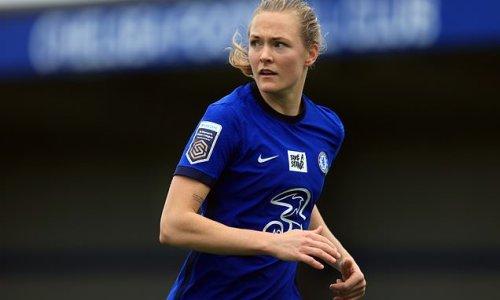 Chelsea's Eriksson slams those who criticised her over quadruple hopes
