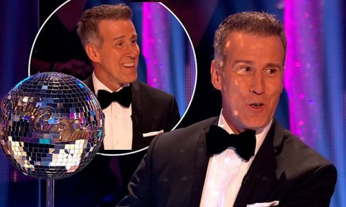 Strictly's Anton Du Beke pokes fun at failed attempts to win the show