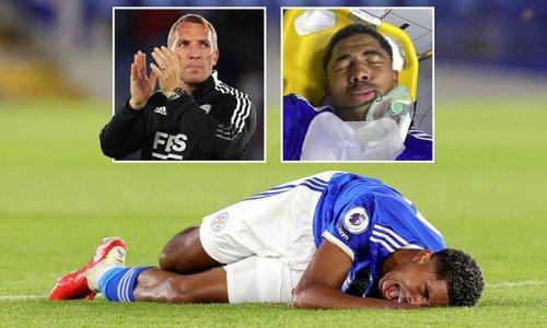 Leicester up plans to sign defender after Wesley Fofana broke leg