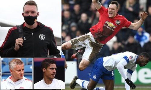 Manchester United outcast Phil Jones is proving to be 'UNSELLABLE'