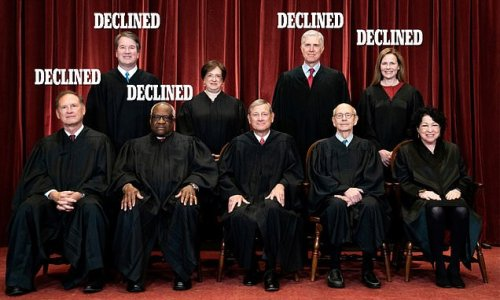 Justice Stephen Breyer calls SCOTUS decision to allow TX abortion ban