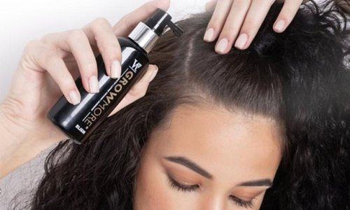 This £24 scalp treatment leaves hair longer and stronger