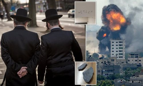 Jewish people see violence in London spike following Gaza conflict