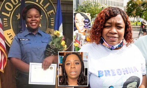 Breonna Taylor's mother slams BLM, calls the organization a 'fraud'