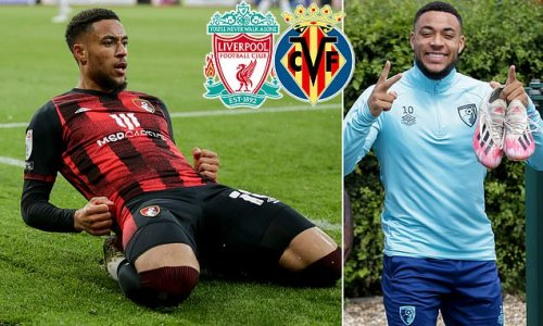 Liverpool 'hold an interest in £21m-rated Bournemouth striker Danjuma'