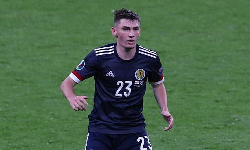Euro 2020: Scotland's new star Billy Gilmour tests positive for Covid