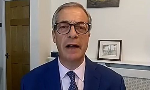 Nigel Farage uses new pro-Irish Republican message in Cameo greeting