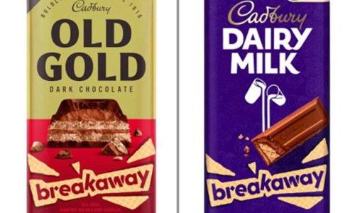 Cadbury confirms return of Breakaway chocolate block
