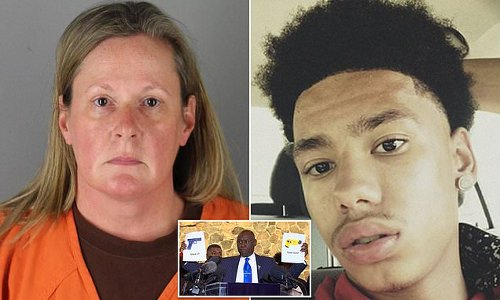 Kimberly Potter appears in court over Daunte Wright's death