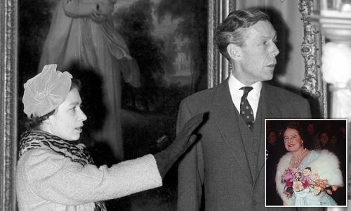 Why the Queen kept quiet about Russian spy at the Palace