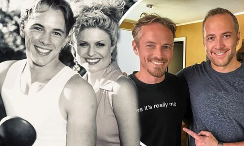 Celebrity tributes pour in for Home and Away star Dieter Brummer