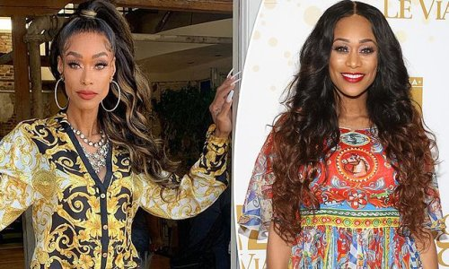 Basketball Wives star Tami Roman sparks health fears over weight loss