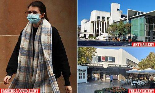 Urgent Covid alert for Canberra after infected Sydney man visited