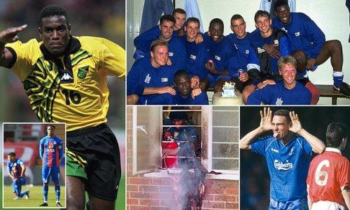 Ex-Wimbledon star Earle on Crazy Gang days, the Reggae Boyz and racism