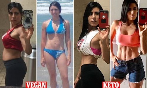 Mom of three adopts a 'carnivore' diet after being vegan for six years