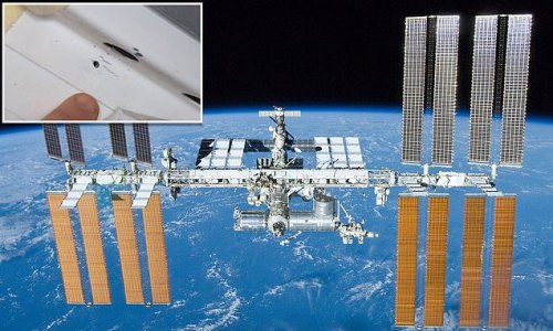Cracks on the International Space Station are a 'fairly serious issue'