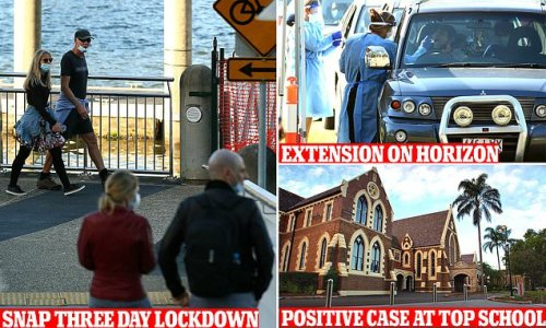 Three day lockdown in Queensland likely to be extended