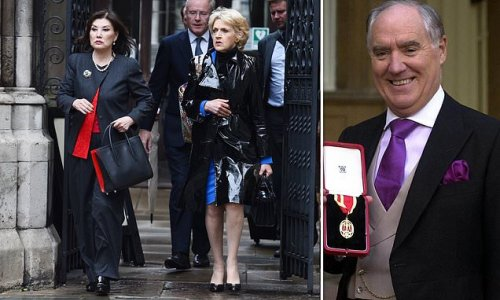 Sir Frederick Barclay must pay estranged wife Lady Hiroko £100million